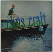 CHRIS CONNOR Craft 1958 ATLANTIC MONO Original Black Label DG JAZZ LP