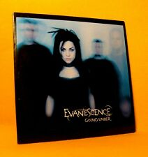 Cardsleeve Single cd EVANESCENCE Going Under 2TR 2003 goth symphonic rock