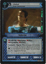 Ccg Star Trek 31 10th Anniversary foil 0p8 Dukat True cardassian