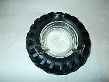 "Goodyear Tractor Tire Ashtray Indusaria argentina 6"" dia. larger cigar style"