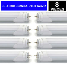G13 LED Tube Light Lamp Bulb-T8 2 Foot 800Lm, 10w (8-Pack FREE SHIPPING)