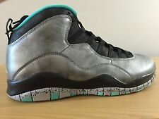 Nike Air Jordan Retro 10 X Lady Liberty Size 14 Mens DS Steel New