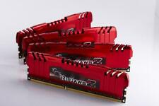 16GB G.Skill DDR3 PC3-12800 RipjawsZ Series for Intel X79 CL9 Quad Kit 4x4GB