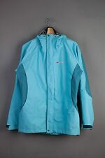 Berghaus Jacket Gore-tex Pro-shell Blue Womens Ladies Size 10 Waterproof Hooded