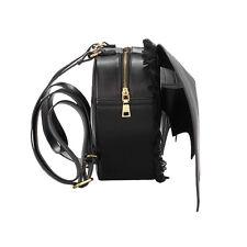Lace Devil Bat Black Angel Backpack Rucksack Travel  School bag knapsack