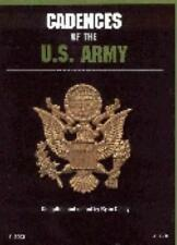 Cadence Military US Army Running & Marching Book