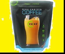CHIKE High  Protein Iced Coffee 1.11 lbs. NEW Incredible Taste!! Energy