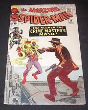 AMAZING SPIDER-MAN #26 VG (4.0) 12¢ cover Marvel Comic | Green Goblin from 1965