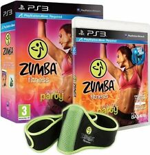 Sony PS3 Playstation 3 Spiel ***** Zumba Fitness Party * Move ***********NEU*NEW