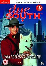 Due South . Complete Series . Season 1 2 3 4 . Ein Mountie In Chicago . 18 DVD