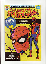 Spider-Man NN 1979 Marvel Comic Excl. Collectors' Edition All Giveaway VF ORIGIN
