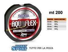 FILO AQUAFLEX JTM - 0,16 mm -200 mt -SPECIALE BOLOGNESE-MULINELLO -MADE IN JAPAN