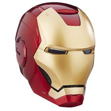 I VENDICATORI Marvel Legends fondo scala Casco Elettronico Iron Man
