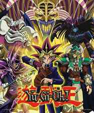 Yu-Gi-Oh Yugioh Wall Scroll Poster Officially Licensed CWS-23368  New