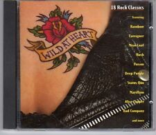 (EF702) Wild At Heart, 18 Rock Classics - 1996 CD