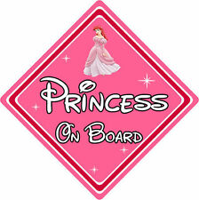 Disney Princess On Board Car Sign – Ariel From The Little Mermaid