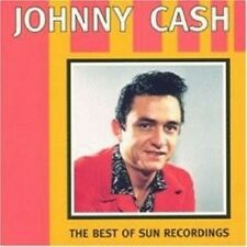 """Johnny Cash """"Best of sun recordings"""" CD country article neuf"""