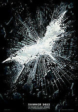 The Dark Knight Rises (Blu-ray, 2012, 2-Disc Set, Box Set)