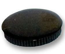 Accessories - Knobs Accessories - CAP KNOB GLAZED BLACK - Pack of 5