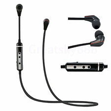 Noise Canceling Stereo Bluetooth Headset For Samsung Galaxy Note 5 V 4 IV 3 III