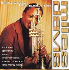 MILES DAVIS Trumpet Man CD - New