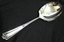 Simeon L. & George H. Rogers Co. 1905 Lois Pattern Serving Spoon, GARBER BROS.