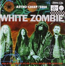 WHITE ZOMBIE Astro Creep : 2000 Songs Of Love CD 1999 (11 Tracks) NEW & SEALED