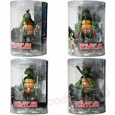 Neca Teenage Mutant Ninja Turtles Tmnt 4PCS Set Figure Red Band