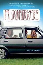 New, Floodmarkers, Nic Brown, Book