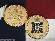 "Canada's, (CSIS) Security Intelligence Service Began 7-16-84 Coin 2"" 3D"