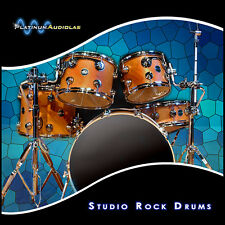 Live Acoustic Drum Kit Sound Samples Reason Refill POP ROCK JAZZ FUNK RNB HIPHOP