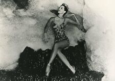 CYD CHARISSE  ZIEGFELD FOLLIES  1946 VINTAGE PHOTO