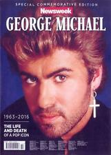 NEWSWEEK SPECIAL magazine - George Michael - The Life and Death of a Pop Icon