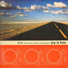 DIVE - Joy Is Free - Feat. Sarah Washington - WEA