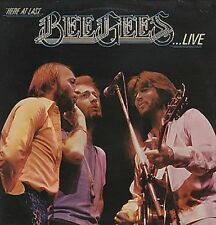 BEE GEES Here At Last ... Bee Gees Live  Vinyl LP EXCELLENT CONDITION RECORD