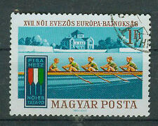 Briefmarken Ungarn 1970 EM Rudern Frauen Mi.Nr.2601