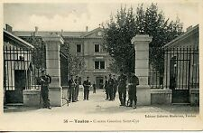 CARTE POSTALE / TOULON / CASERNE GOUVION SAINT CYR