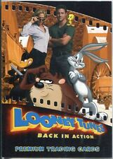 Looney Tunes Back In Action Promo Card BiA-i