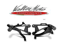 COMMANDES RECULÉES VALTERMOTO VALTER MOTO TYPE 1 DUCATI MONSTER 696 / 796 PED25