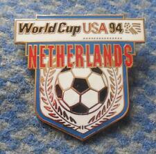 TEAM NETHERLANDS WORLD CUP SOCCER FOOTBALL FUSSBALL USA 1994 PIN BADGE
