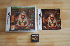 MYSTERY TALES 2 THE SPIRIT MASK - NINTENDO DS - VF