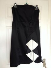 Stunning Ladies Black Debut Dress Size 14 Special Occassion ⭐️BNWT⭐️
