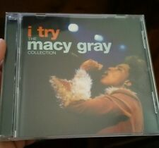 I Try - The Macy Gray Collection MUSIC CD - FREE POST