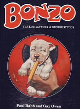 BONZO: The Life and Work of George Studdy by Paul Babb and Gay Owen