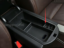 FOR 2011 - 2015 BMW X3 X4 F25 CAR CENTRAL ARMREST SECONDARY STORAGE BOX