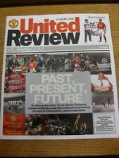 22/11/2011 Manchester United v Benfica [Champions League] . Thanks for viewing o