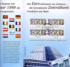 Erinnerungsblatt 2/98 Euro