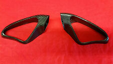 (aah) DUCATI 848 1098 1198 CARBON FIBRE MIRROR COVERS