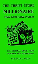 THRIFT STORE MILLIONAIRE EBAY AUCTION CASH FLOW SYSTEM book - WORLD FAMOUS!!!!!!