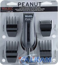 New Wahl Peanut 8655-200 Trimmer Profesional Clipper Hair Cut, Black Color